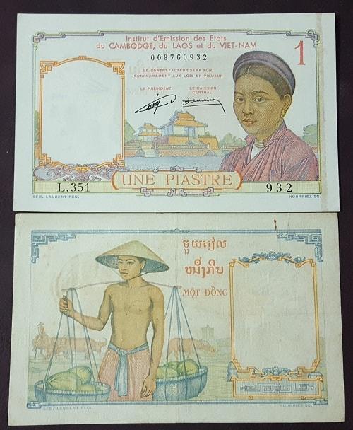 1 Đồng Gánh Dừa Lào 1953