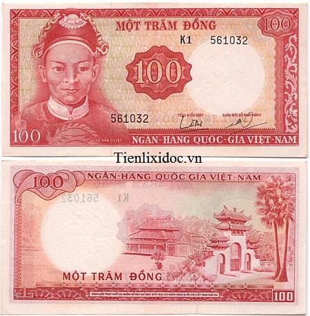 100 Đồng Lê Văn Duyệt 1966