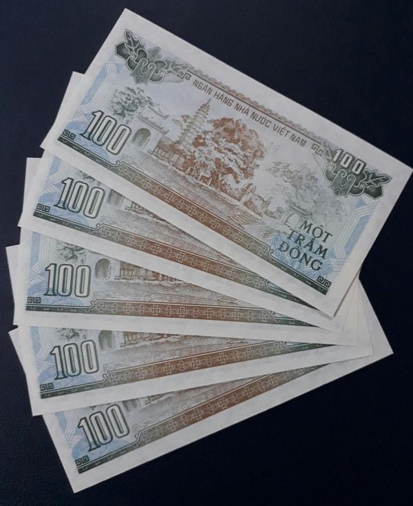 100 Đồng 1991