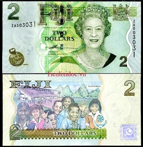 2 Dollar Fiji