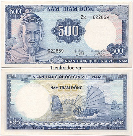 500 đồng trần hưng đạo