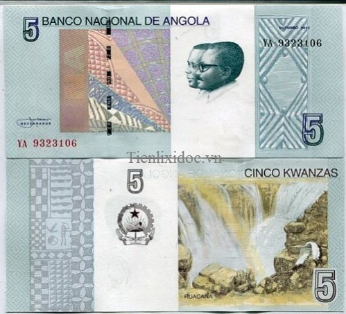 Angola 5 kawanza