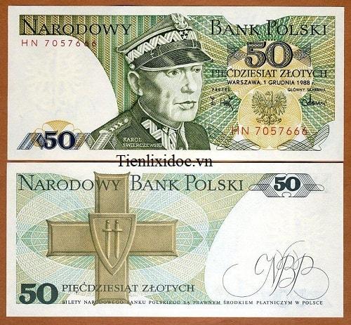 Ba Lan 50 Zloty