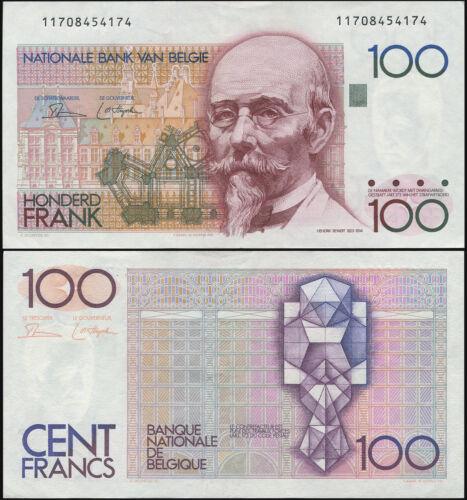 Belgien 100 Francs 1982