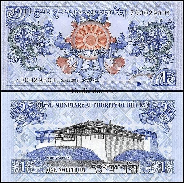 Bhutan 1 Ngultrum
