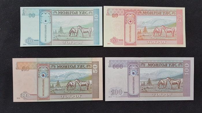 Bộ Tiền Mã Đáo Thành Công Mông cổ