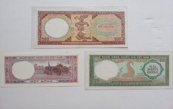 Bộ Tiền Việt Nam Cộng Hòa 1964