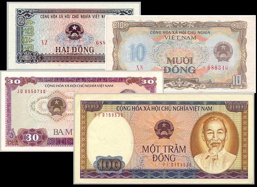 Bộ Tiền Việt Nam Năm 1980-1981