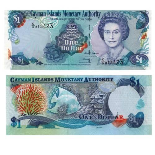 Cayman Island 1 dollar 2006