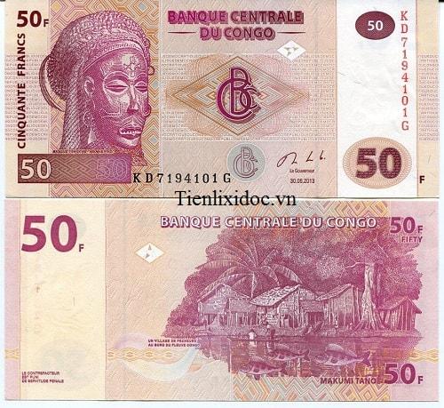 Công Gô 50 Franc