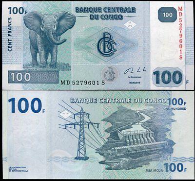 Conggo 100 francs 2013