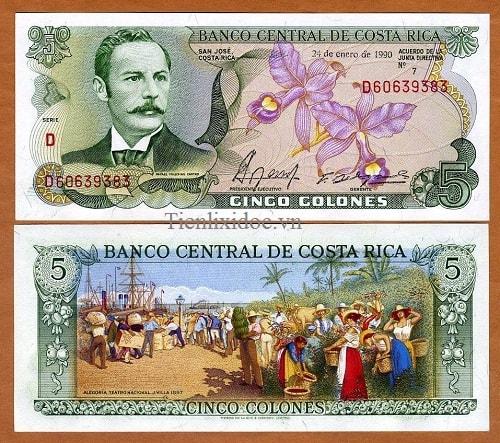 Costa Rica 5 Colon