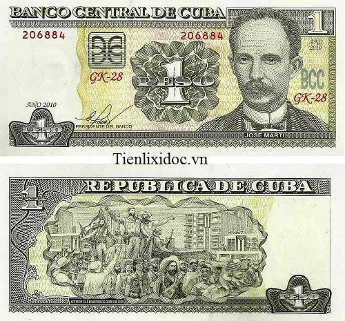 Cu Ba 1 Pesos