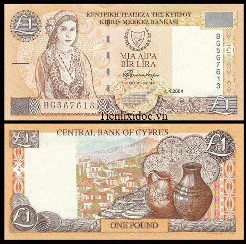 Cyprus 1 bảng