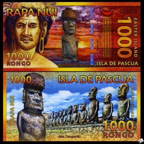 Easter Island 1000 rongo 2011