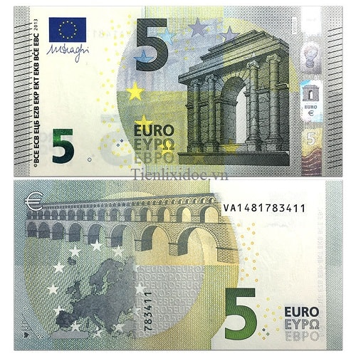 EU 5 euro