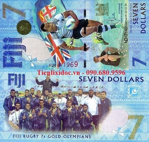Fiji 7 dollars