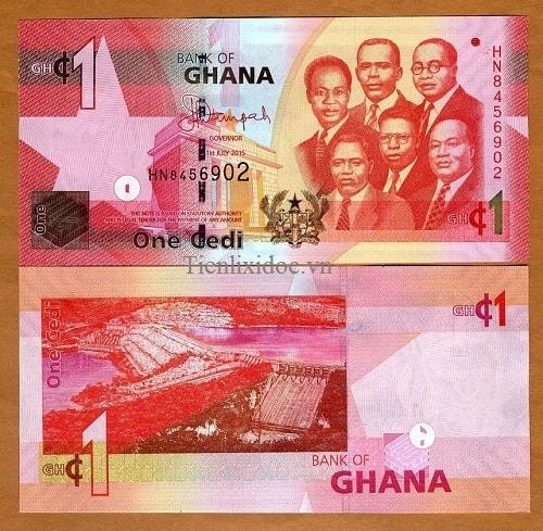 Ghana 1 dedi