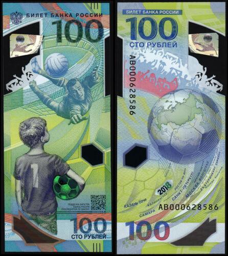 Nga 100 rúp world Cup 2018
