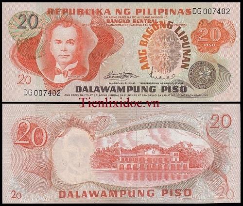 Philippin 20 Pesos