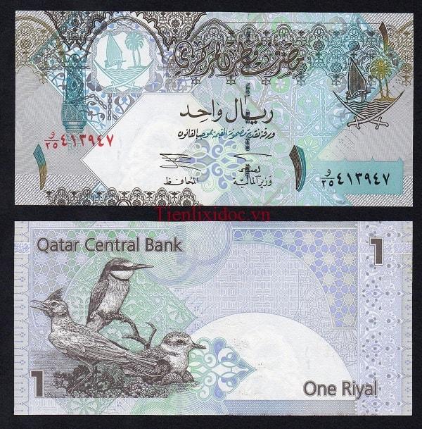 Quatar 1 Riyal