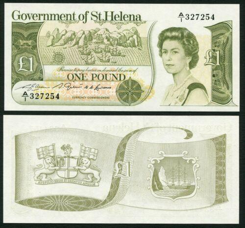 Sait Helena 1 pound 1981