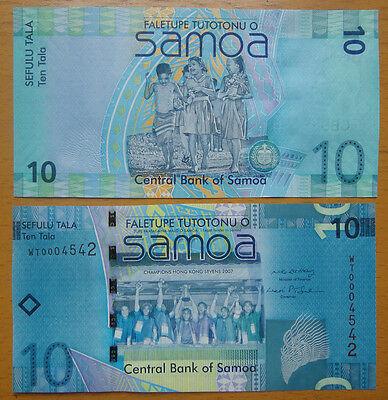 Samoa 10 tala 2007