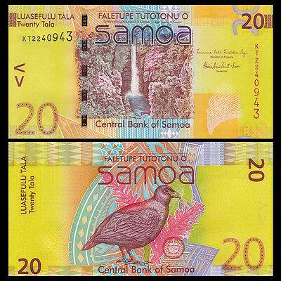 Samoa 20 tala 2012