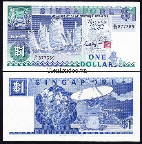 Singapore 1 dollar