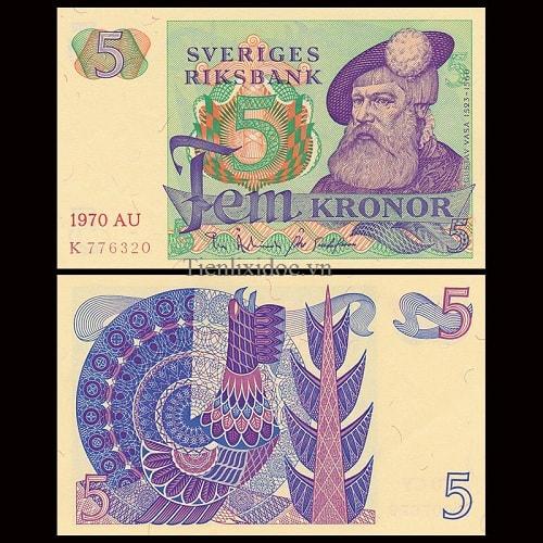 Thụy Điển 5 kronor