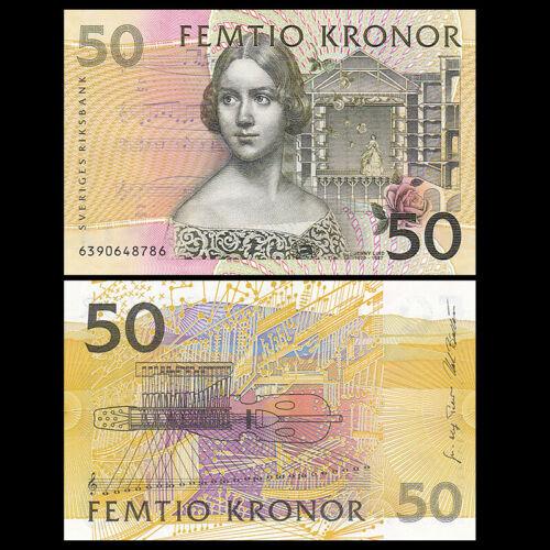 Thụy Điển 50 kronor 1996