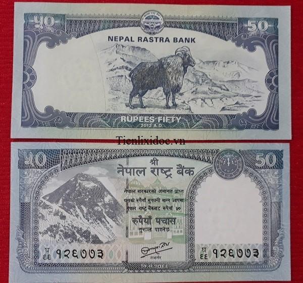 Tiền Lì Xì Người Tuổi Dê - Tiền Nepal