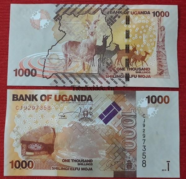 Tiền Lì Xì Người Tuổi Dê - Tiền Uganda