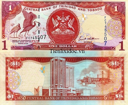 Trinidad and Tobago  1 dollar