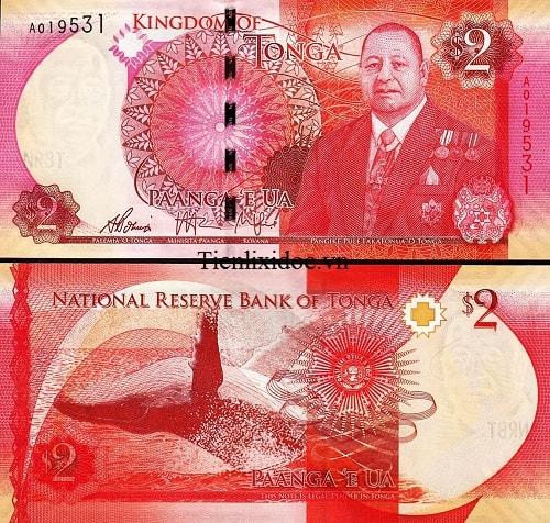 Tonga 2 pa'anga