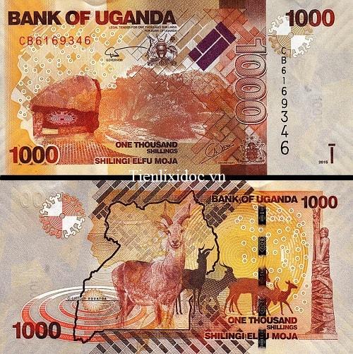 Uganda 1000 shilling