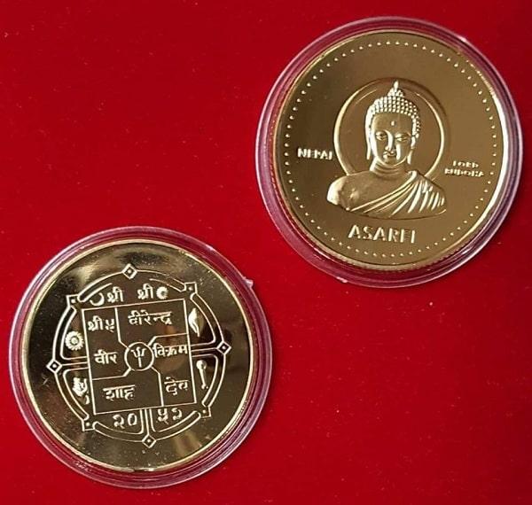 Xu Hình Phật Thích Ca Của Nepal